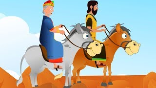 Bible Stories For Kids | David And The Shepherd and More Bible Stories Kids Shows