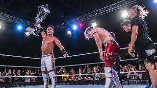KUSHIDA Wins Pro Wrestling World Cup... But... 30 Seconds Later...