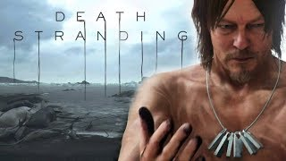 Death Stranding All Trailers Compilation [PS4 PRO] 60 FPS