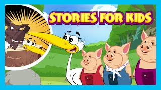 STORIES FOR KIDS - Best Story Compilation For Children | Stories