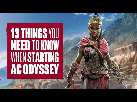13 things to know when starting Assassin s Creed Odyssey