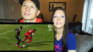 Football Circus | Crazy Showboat Skills | Reaction!!
