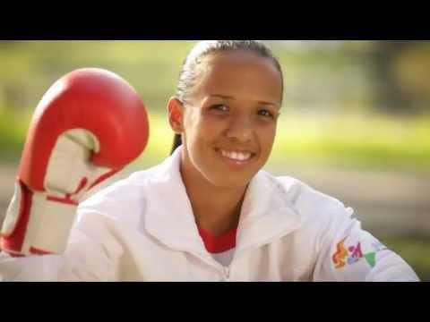 Karlha Magliocco primera boxeadora en representar a Venezuela en unas olimpiadas