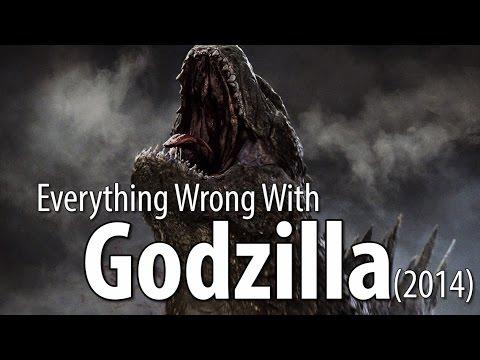 Everything Wrong With Godzilla 2014
