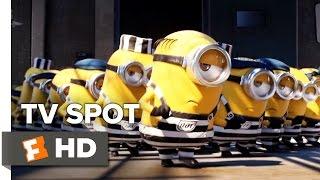 Despicable Me 3 TV Spot - It