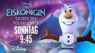 Die Eiskönigin: Zauber der Polarlichter   Diesen Sonntag im Disney Channel