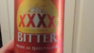 XXXX Beer Review