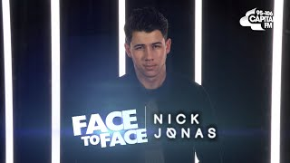 Face To Face With Nick Jonas