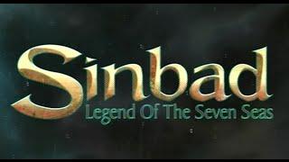 Sinbad: Legend of the Seven Seas - Dreamworksuary