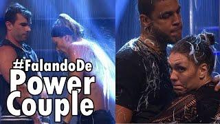 Power Couple Brasil Final: Quem vence? | LAURA e JORGE vs SIMONY
