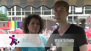 18. Come-Together-Cup 2012 - Das integrative Benefiz-Fußballturnier