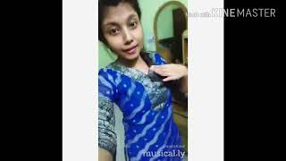 Bangladeshi Cute Girls Funny dubsmash song Part-02