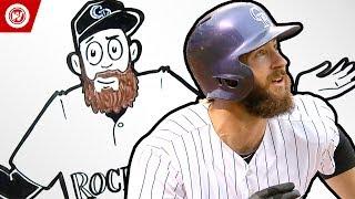 Draw My Life: Charlie Blackmon   MLB All-Star