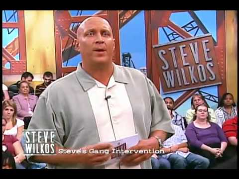 Xxx Mp4 Gang Intervention 2 Steve Wilkos Show YouTube 3gp Sex