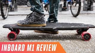 Inboard M1 electric skateboard review