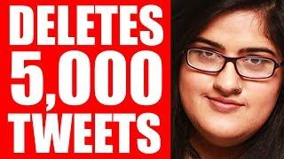 MCU - Disney Plus Ms. Marvel Writer DELETES 5,000 R@C!$T Tweets ??? Show Runner Bisha K. Ali EXPOSED