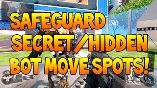 Black Ops 3 - Safeguard Secret/Hidden Bot Move Spots! (Black Ops 3)