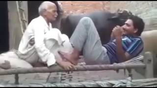 Pakistani baba funny video