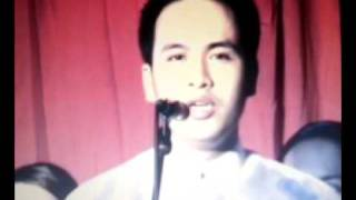 Koro Santa Lucia - Paano Kita Iibigin (soloist-Jeffrey Dalay)