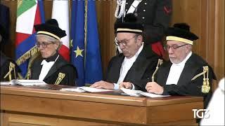 tg3 14-2-2018 Corte dei conti, apertura anno giudiziario - monito del presidente Angelo Buscema