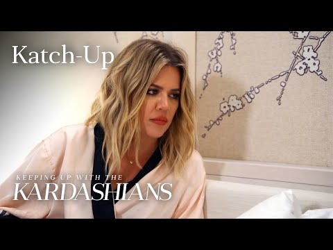 Keeping Up With the Kardashians Katch Up S13 EP.1 E