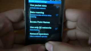 How to Share your mobile internet via WiFi - 2G / 3G internet sharing via WiFi Hotspot Tethering