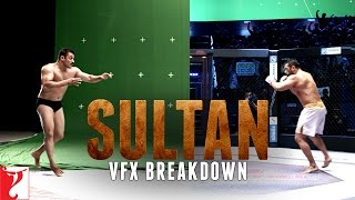 Sultan: VFX Breakdown | Salman Khan | Anushka Sharma