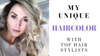 Presenting you my UNIQUE hair colour || Schwarzkopf BlondME