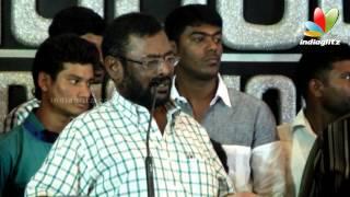 Manivannan : Sathyaraj and myself are like Husband & Wife | Nagaraja Cholan Audio Launch