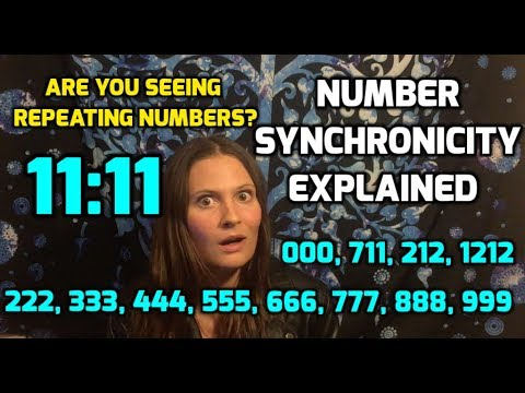 Xxx Mp4 ARE YOU SEEING REPEATING NUMBERS 11 11 222 333 711 212 ANGEL NUMBER SYNCHRONICITIES EXPLAINED 3gp Sex