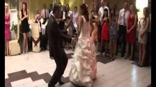 Szalony pierwszy taniec / crazy wedding dance