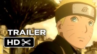 The Last: Naruto the Movie US Release TRAILER (2015) - Anime Action Adventure HD