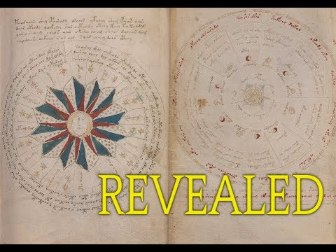 Voynich Manuscript Revealed 2018