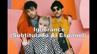 Paramore - Ignorance (Subtitulado Al Español)