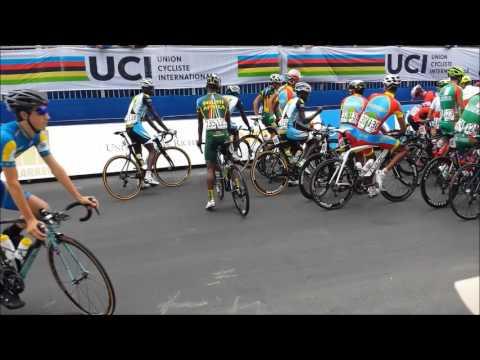UCI 2015 World Champioship tribute to