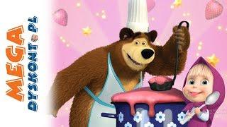 Masza i Niedźwiedź - Gra: Masza kulinarne zamieszanie - Gry na telefon