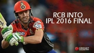 ipl 2016 Qualifier 1 RCB VS GL Match Highlights Gujarat Lions vs Bangalore Cricket 2016 #Slide show