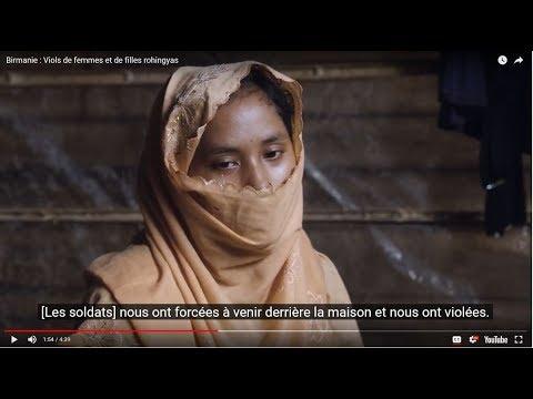 Xxx Mp4 Birmanie Viols De Femmes Et De Filles Rohingyas 3gp Sex