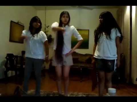 sexy indian girls fun dance