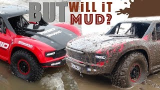 RC ADVENTURES - BUT: WiLL iT MUD?! NEW TRAXXAS UDR - Unlimited Desert Racer - iCE MUD SNOW