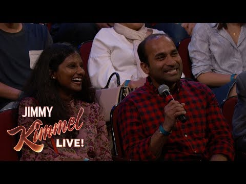 Xxx Mp4 Behind The Scenes With Jimmy Kimmel And Audience Arranged Marriage 3gp Sex