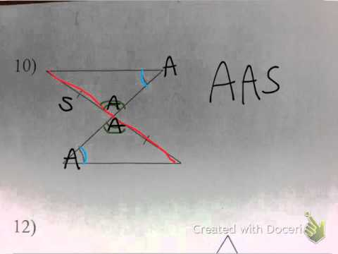 Xxx Mp4 Using SSS SAS ASA AAS And HL To Prove Two Triangles Are Congruent 3gp Sex