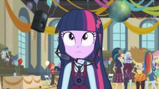 My Little Pony Equestria Girls Friendship Games Trailer via USA Today
