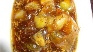 Chutney, Aam ki, Green Mango Chutney, Sweet Chutney, Mango Recipe