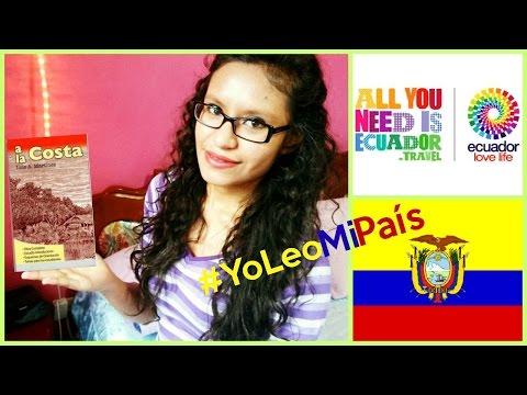 #YoLeoMiPaís A La Costa por Luis A. Martínez   Booktube Ecuador