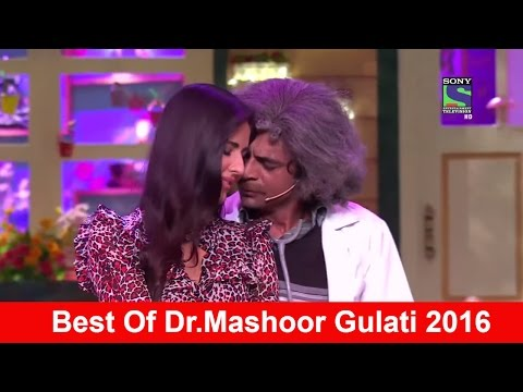 Dr.Mashoor Gulati Special | The Best performance | The Kapil Sharma Show | Best of Comedy | HD
