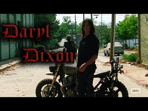 Daryl Dixon   Whatever It Takes   Imagine Dragons   The Walking Dead (Music Video)