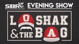 Loshak and The Bag | Pete & Jimmy Breakdown The Evening