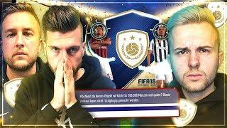 FIFA 18: ICON DISCARD PACK BATTLE vs TisiSchubech 🔥😱