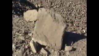 معبد الملك رمسيس الثانى بقرية الشيخ عبادة بالمنيا تحاصره القمامة